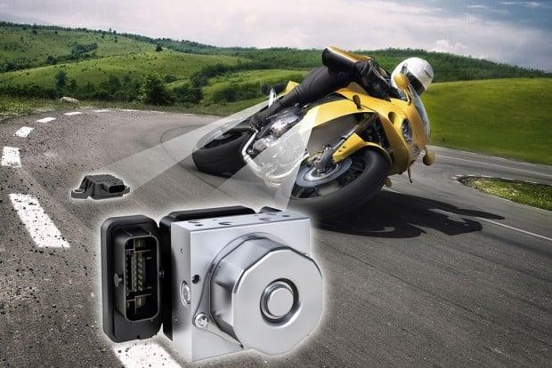 """Sensores eletrônicos que detectam """"abusos"""" por parte do piloto e são capazes de atuar pra ajustar a condução e evitar o acidente"""