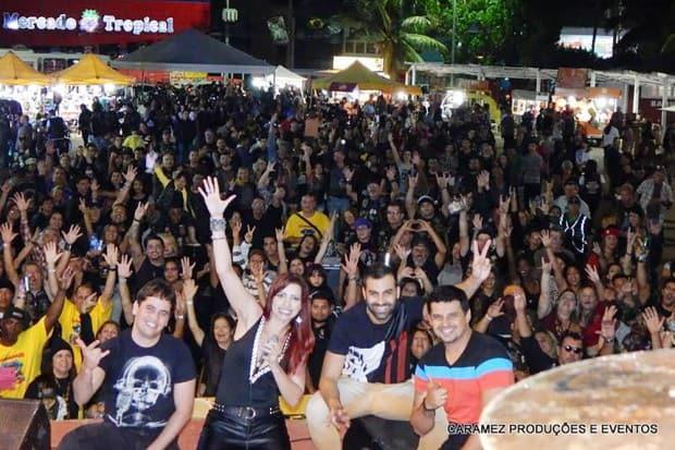 Banda Faixa Etária é uma das atrações confirmadas para o evento que rola em Cabo Frio de 4 a 6 de agosto