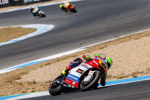 Brasileiro voou em Estoril (Portugal) e garantiu vitória nas duas corridas