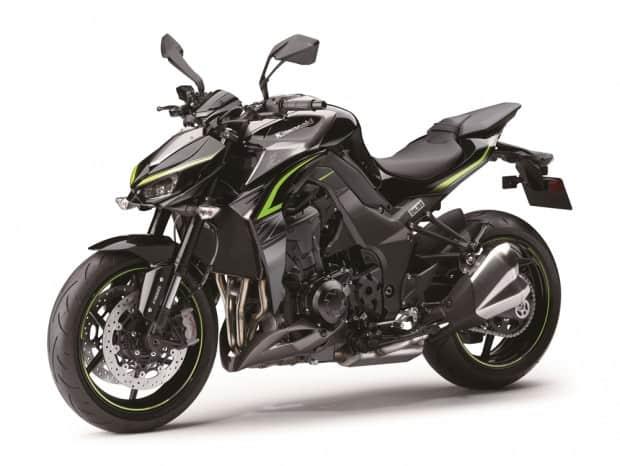 Edição especial Z1000 R esbanja agressividade e exclusividade. E cobra seu preço: R$ 60.990,00