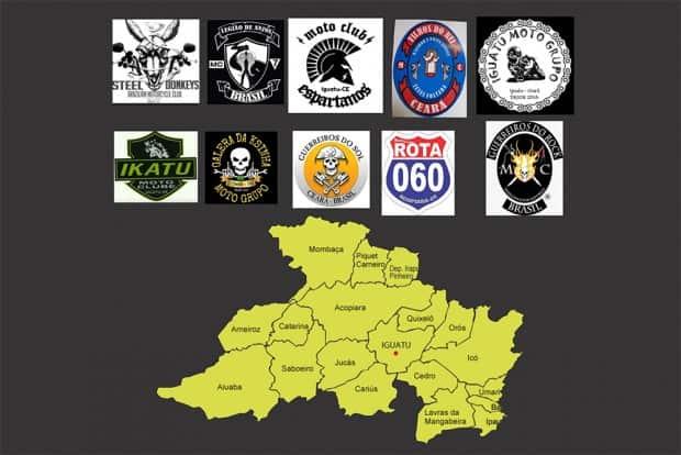 Grupo integra diversos municípios da região e está dando seus primeiros passos, visando a fortalecer a cultura do motociclismo no Ceará
