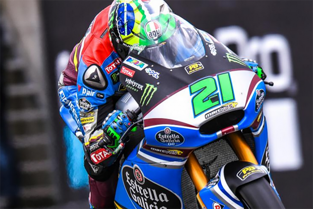 Morbidelli na Moto2 e Mir na Moto3. Com sequência de bons resultados, pilotos ampliam diferença na liderança