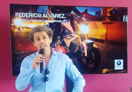 Alvarez: sem expectativa sobre volume de vendas