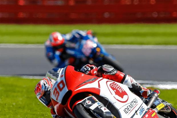 Franco Morbidelli queria sua vitória na temporada pela Moto2, mas o japonês Nakagami impediu