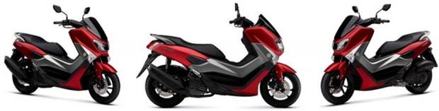 Com preço de R$ 11.690,00, Matt Red é uma das novas cores, além do Preto Eclipse e R-White