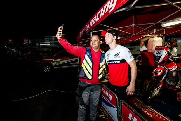 Mesmo chegando em segundo, Gregorio segue líder do Rally, defendendo seu título de 2016