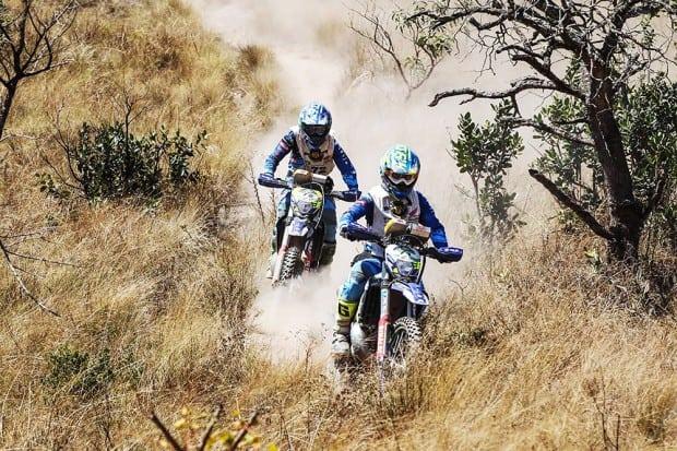 Competição desbravou cerca de 700 km