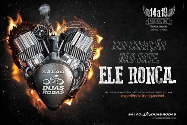 Salão Duas Rodas 2017, maior evento do segmento da América Latina, inicia em menos de 75 dias! Quais lançamentos de motos teremos?
