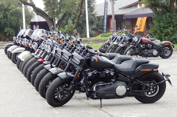 Família Softail da Harley-Davidson passou por uma revolução em sua mais recente atualização. Agora, modelos da linha são oferecidos com desconto pela H-D no Brasil