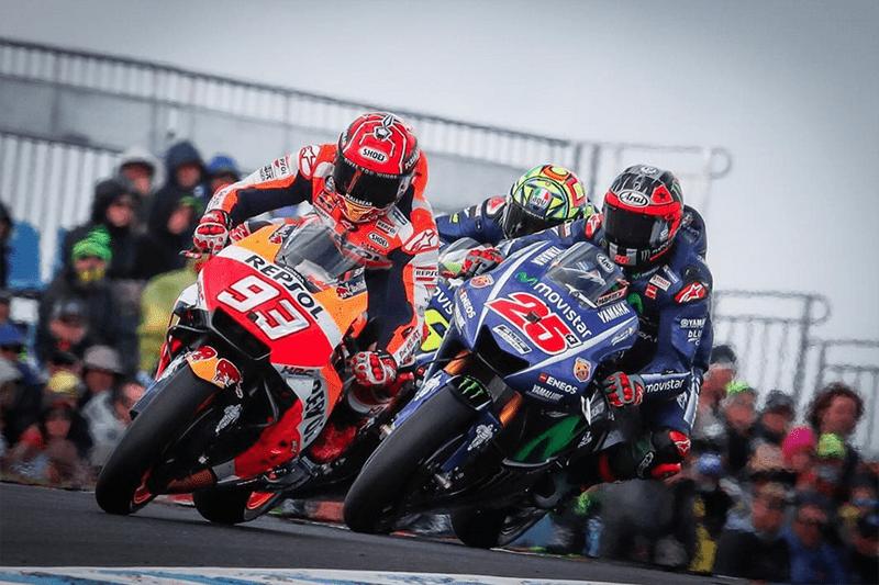 MotoGP 2017 em sua reta final. Restam apenas duas corridas e 50 pontos em jogo... sendo que Márquez tem 33 de distância na liderança