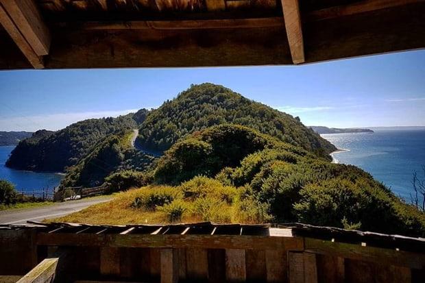 Isla Grande de Chiloé, Chile