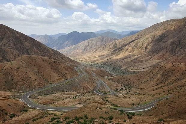 A caminho de Puquio, Peru