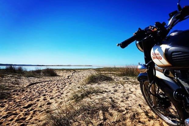 O que você diria se lhe convidassem para uma viagem de moto de nove meses pela América do Sul, rodando mais de 25 mil quilômetros?