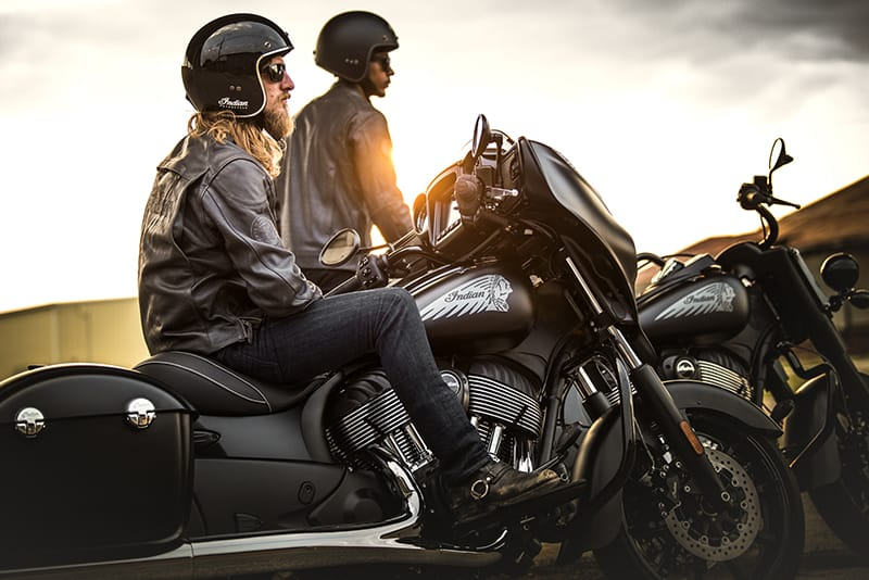 No Salão a Indian anunciou que passaria a importar suas motos. Logo depois, suspendeu as atividades no Brasil