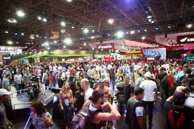 Espera-se 260 mil visitantes nos seis dias do evento