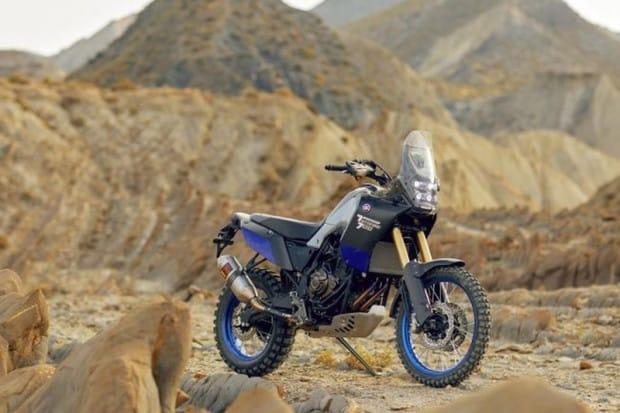 Yamaha Ténéré 700 - protótipo