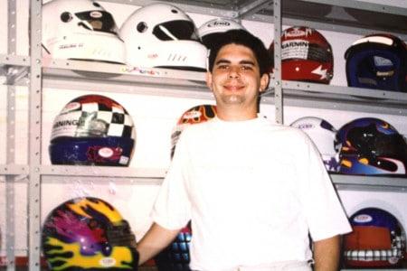 Donato em 1996: atendimento aos clientes sempre foi a prioridade