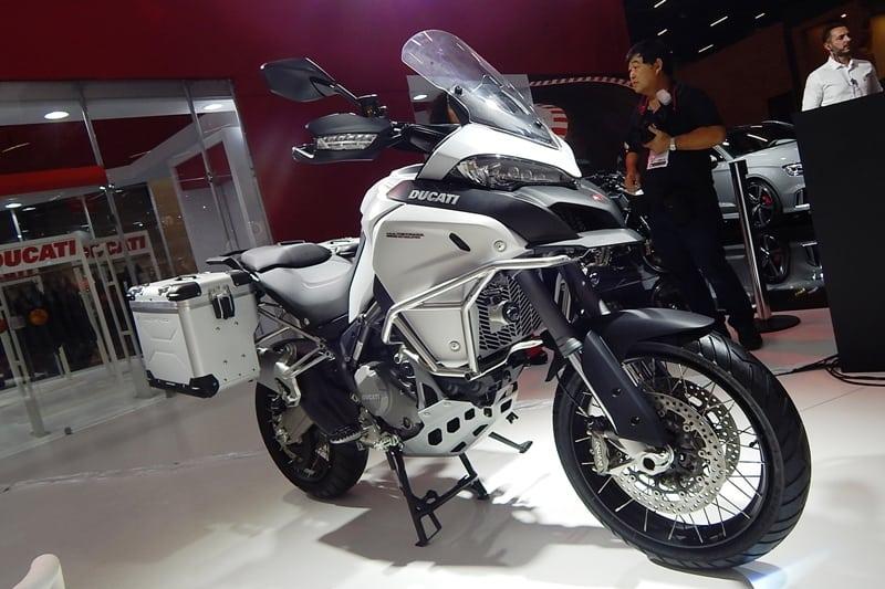 Modelo exclusivo da Multistrada 1200 Enduro Limited Edition chega ao Brasil por R$ 97.900,00