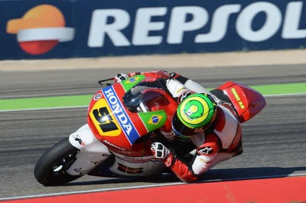 Eric Granado, Campeão Europeu de Motovelocidade - Moto2