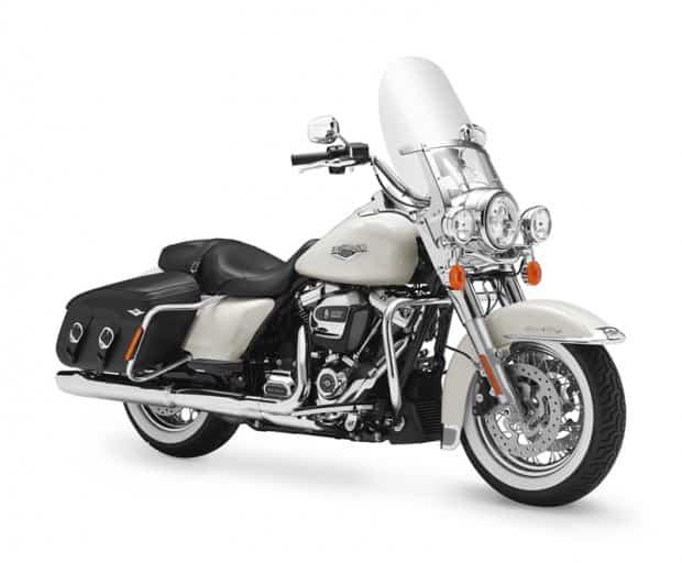 A Road King Classic é um dos modelos participantes do recall da Harley Davidson. Ao todo, 2.586 motos estão sendo convocadas para a ação