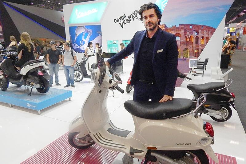 A Vespa voltou ao Brasil com a ambição de vender 14 mil motos em dois anos, mas emplacou apenas 29 unidades no período. Agora, com nova estratégia, direção traz modelos mais em conta, por R$ 17.500 e R$ 18.500