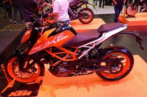 KTM 390 DUKE 2018: uma nova moto