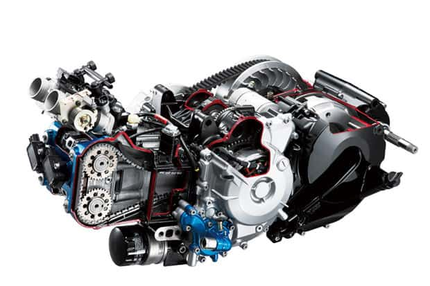 Motor valente