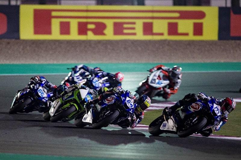 Conquista doWorldSSP veio em um momento especial para a Yamaha. Recentemente, a marca havia conquistado o título também no Mundial de Superbike 300 com a R3