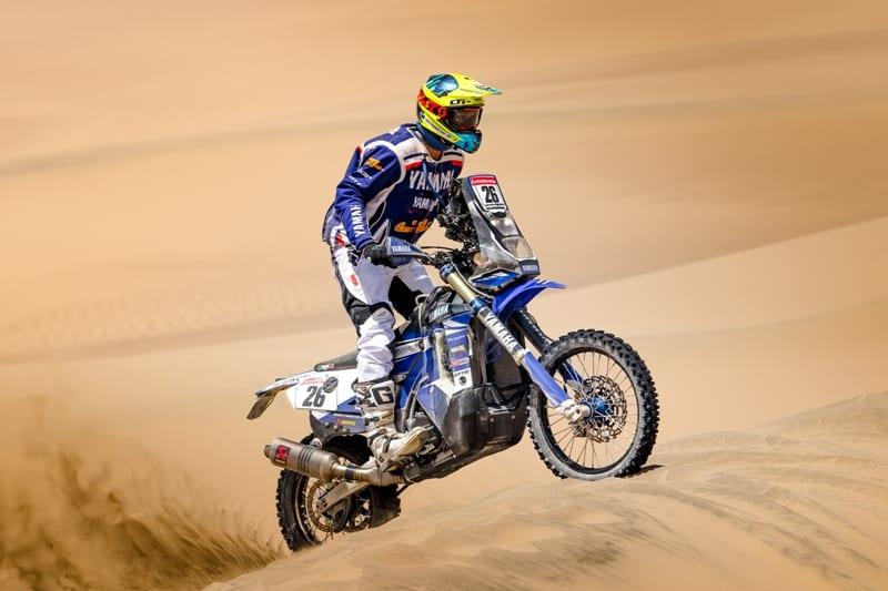 A Yamaha vai com o francês Adrien Van Bereven para desafiar as KTM