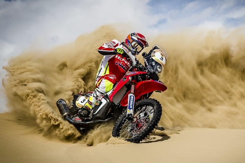 Para completar a legião de desafiantes à KTM, o espanhol Joan Barreda e sua Honda podem vencer o Rally Dakar 2018