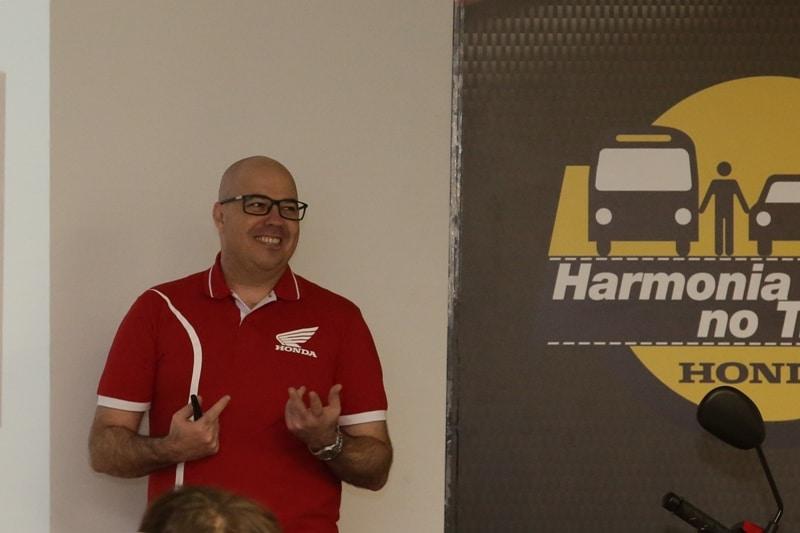 Marcos Monteiro: Queremos conquistar  novos clientes, que estão comprando scooter
