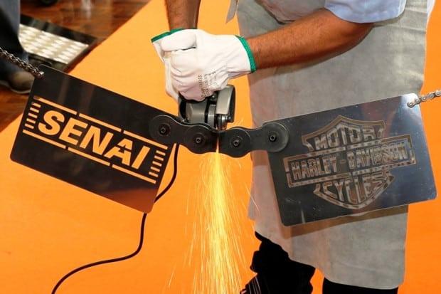 Em 2016, o SENAI firmou parceria similar com a Harley-Davidson, também investindo em capacitação, dando origem ao Brazilian Training Facility (BTF)