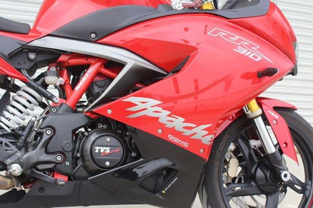 Motor 312,2 cm³