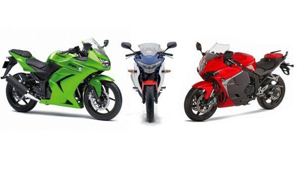 Se antes havia Ninja 250R, CBR 250R e Comet GT-R 250R, além da Roadwin 250R, segmento hoje mantém apenas Ninja 300 e R3 em atividade