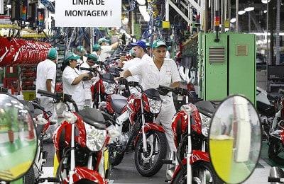 producao-de-motos-honda