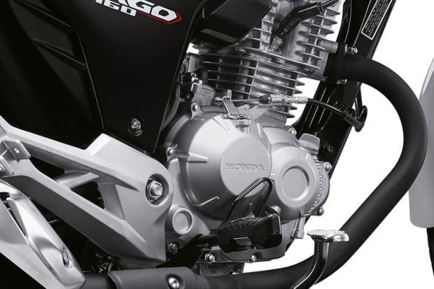 Motor 160 cm³