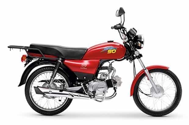 Além da Zig, a Super 50 também teve sua produção descontinuada. Modelo chegou ao Brasil em 2011 e perdeu sua atratividade quando a legislação sobre os ciclomotores apertou...