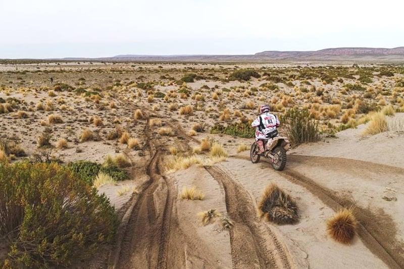 O Dakar 2018 iniciou no Peru, está na Bolívia e vai até Córdoba, na Argentina. Até aqui foram disputadas 8 das 14 etapas do maior rali do mundo