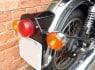 Conjunto óptico traseiro simples e eficiente