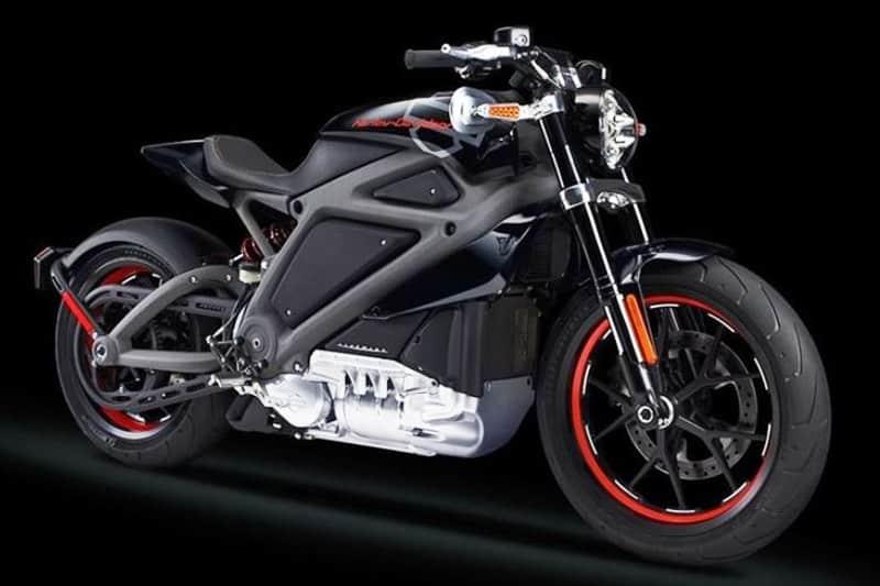 Esta moto não tem nada a ver com a Harley-Davidson, mas seu sistema de propulsão elétrica poderá estar numa moto da marca já em 2019