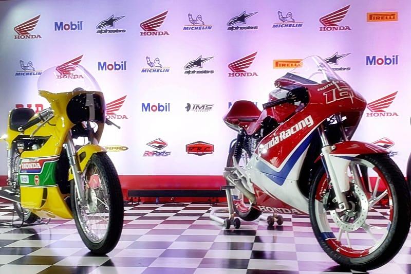 40 anos de história entre as duas CGs: a da Fórmula Honda de 1978 e a da Junior Cup de 2018