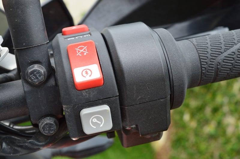 Detalhes KTM 1290
