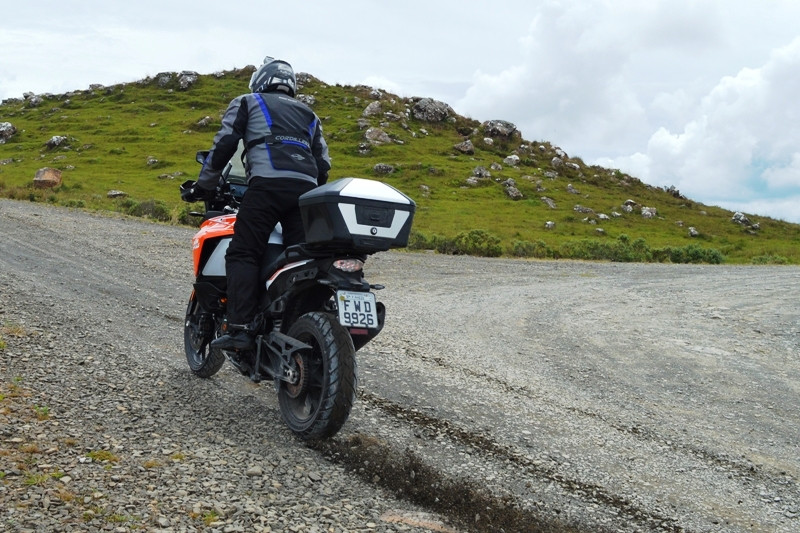 Super Adventure no off-road