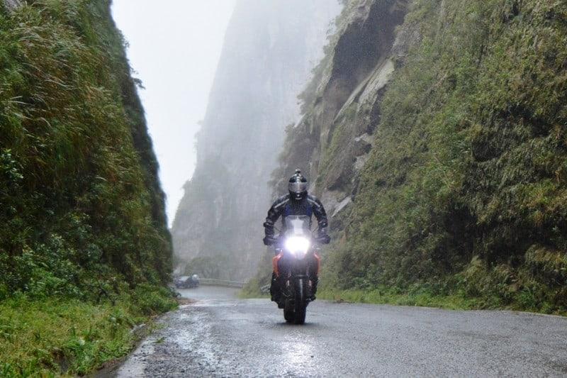 Super Adventure na estrada