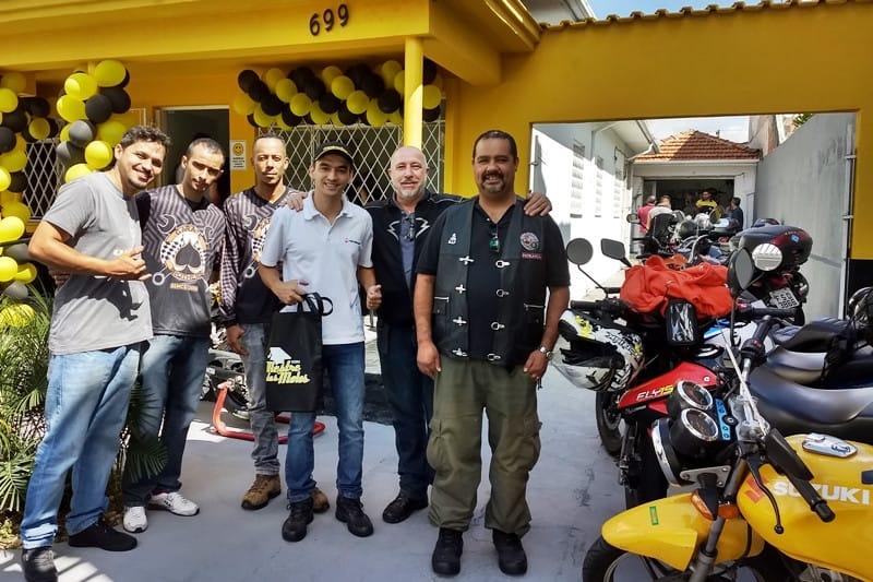 Mestre das Motos Santo André