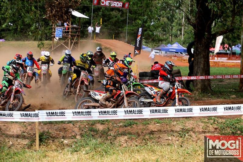 A segunda etapa da Copa Mogi de Motocross promete levar muita adrenalina às 12 categorias participantes