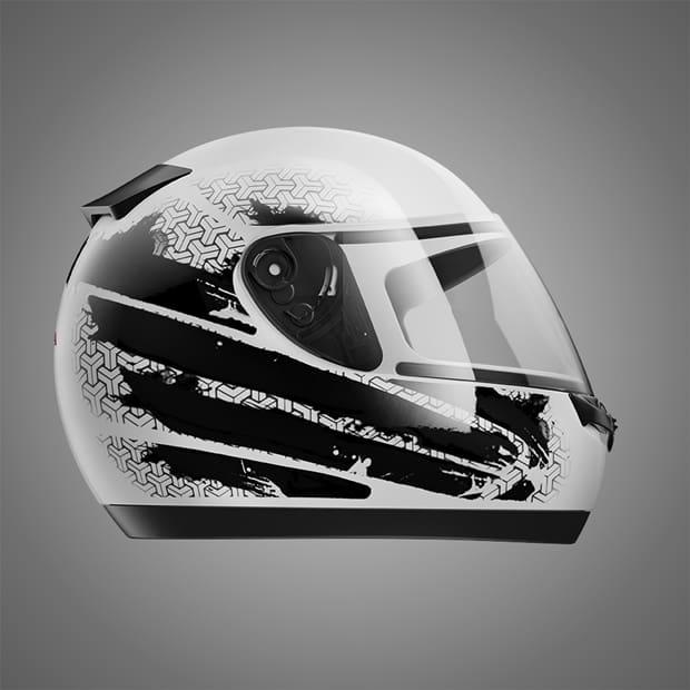 f1a486c58213a Honda lança linha com capacetes a partir de R  108