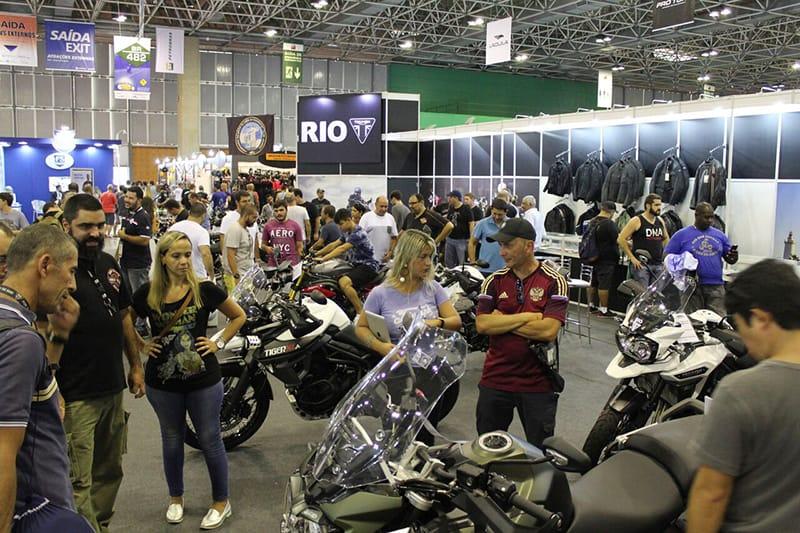 Em 2017, o Salão movimento mais de R$ 10 milhões em negociações. Para repetir os bons números, a 'Rodada de Negócios Moto Brasil' estará de volta