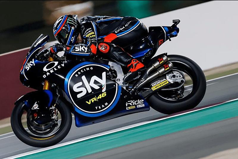 Francesco Bagnaia vence prova da Moto2 de ponta a ponta, numa corrida sem emoções aos espectadores