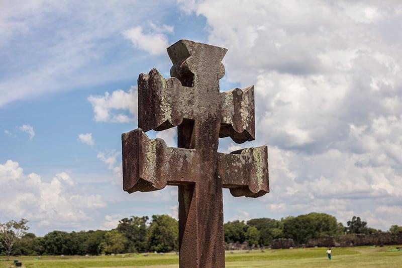 Cruz missioneira